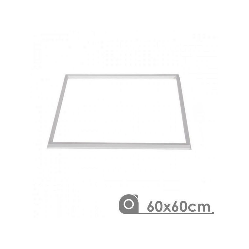 Marco luminoso LED 60x60 48W