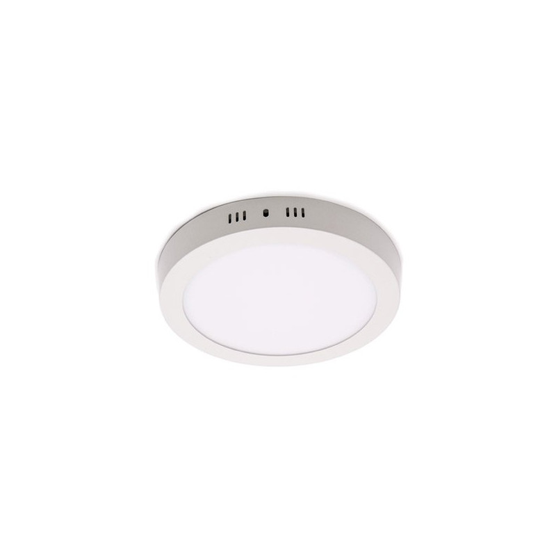 LED Ceiling Light - Round, 12W