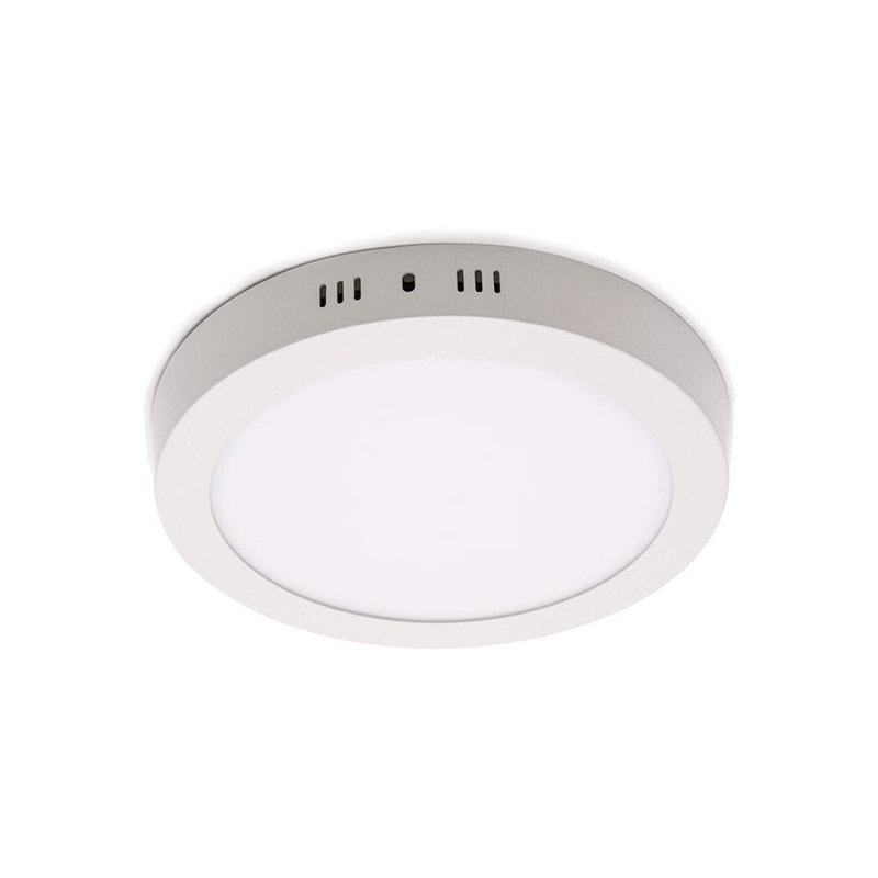 LED Ceiling Light - Round, 24W