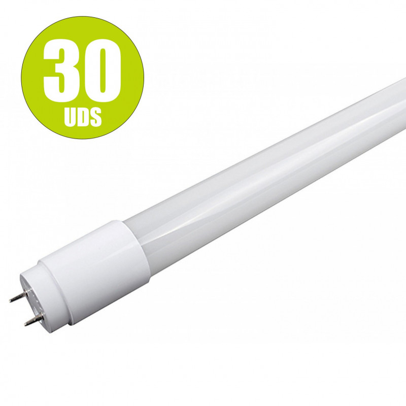 18W LED GLASS TUBE, 18W. 30pcs carton