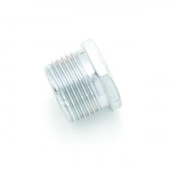 Hexagonal stopper plug M20