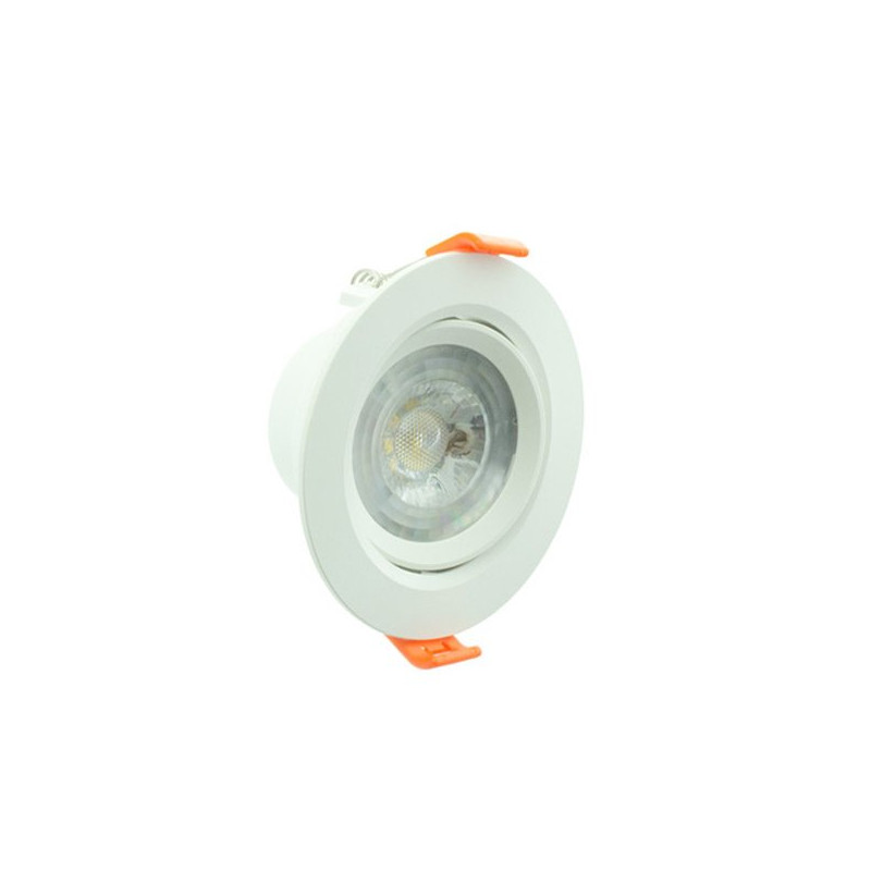 Downlight LED 7W redondo serie PC