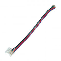 Connector Cable for RGB (4 pin) LED Strips - 10mm