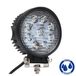 Foco proyector led 27W 12/24V IP67