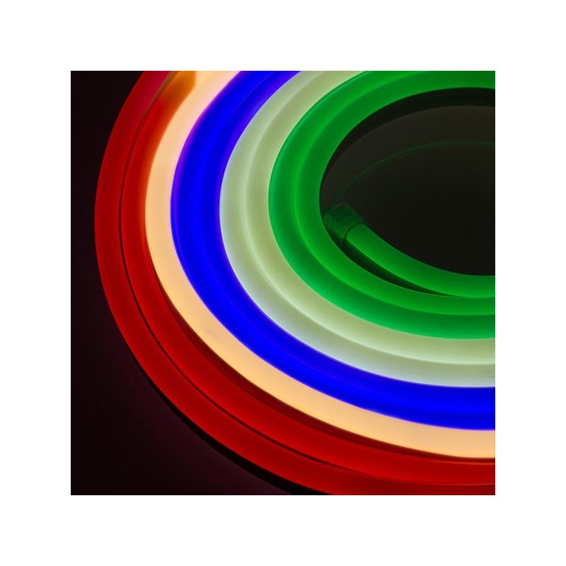 Neon flex strip 220V 7W/m