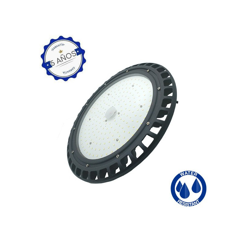 UFO High Bay LED Light - 100W Samsung - Mean Well