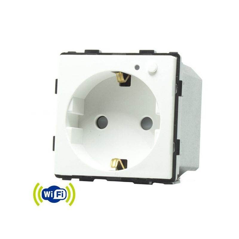 WiFi schuko socket 16A