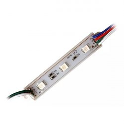 RGB LED MODULE 12V IP65 SMD5050