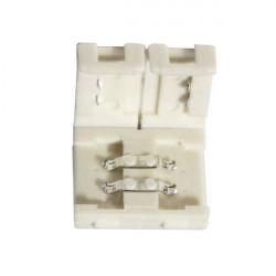 Conector de tira rígida LED 8 mm 2-Way