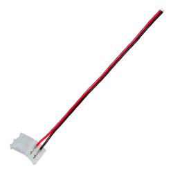 Conexão do cabo de LED (2 pinos)