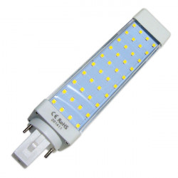LED Lamp - 9W, (Bi-pin), G24