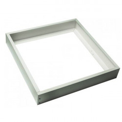 Frame - 60x60 Panel, Silver-Coloured, Aluminium
