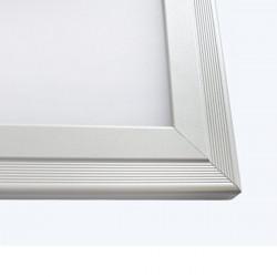 LED Panel - Extra-slim, 40W, 60x60 cm white frame