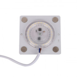 12W tricolor magnetic LED module