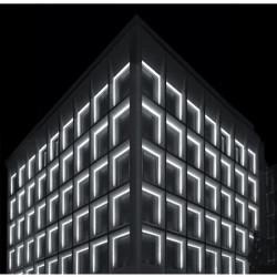 7W LED trick light