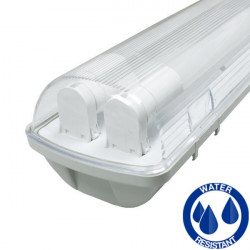 Waterproof case 2 tubes 600 mm