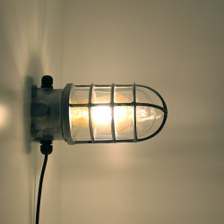 LED industrial wall lamp IP54 E27