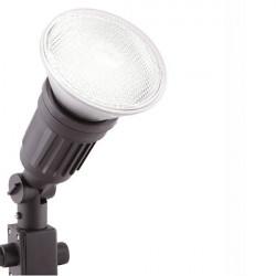 E27 garden lamp - surface mounting