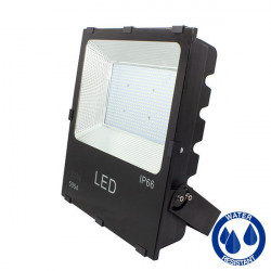 LED Floodlight - SMD, Slim, 300W