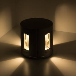 Bulkhead lamp E27 IP65