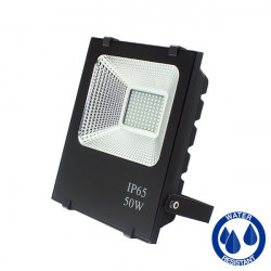 Proyector led 50W plano