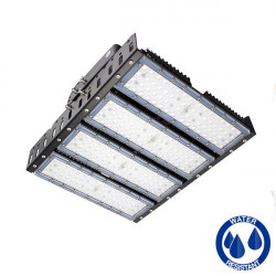 Proyector led 150W plano serie