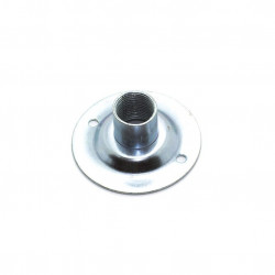 Steel flange cover M20