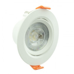 12W round downlight PC series