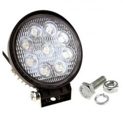 27W led worklight 12/24V IP67