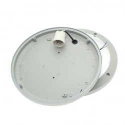 Aluminium bulkhead round - IP65
