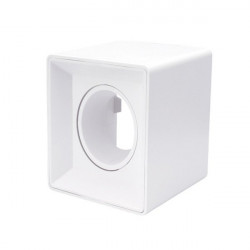 Square surface base for dichroic bulb PC series