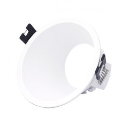 Oval flush base for dichroic bulb PC series