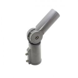 Bracket for streetlight LED lamps