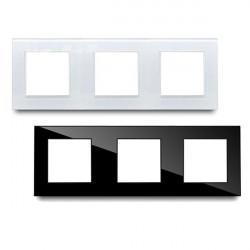 Glass frame 3 mechanisms
