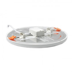 Downlight - Round 20W Panel. Adjustable