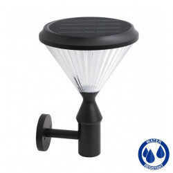 Solar wall lamp 6W IP65
