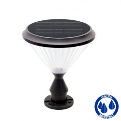 Solar surface lamp 6W IP65