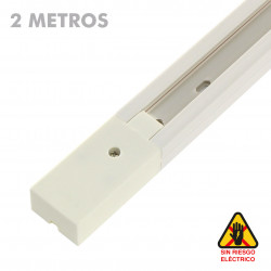 PVC LED Spotlights Rail -...