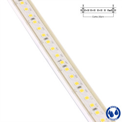 220V LED strip, 20cm cuttable