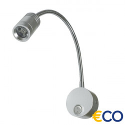 Led flexible wall lamp 3W