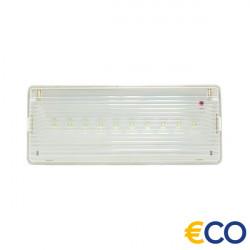 Luz de emergência 5W Led eco