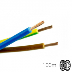 Halogen-free cable 6mm²...